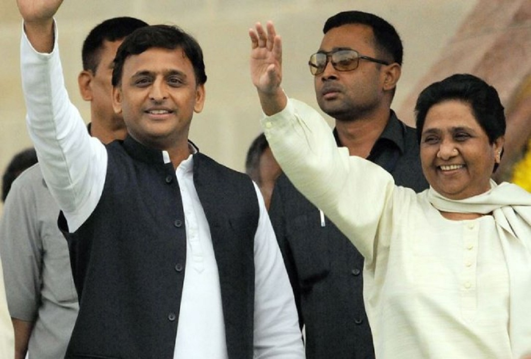 Talks between Mayawati and Akhilesh, the announcement of the division of seats in the press conference tomorrow