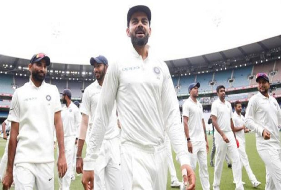 India made history by winning Test series after 72 years